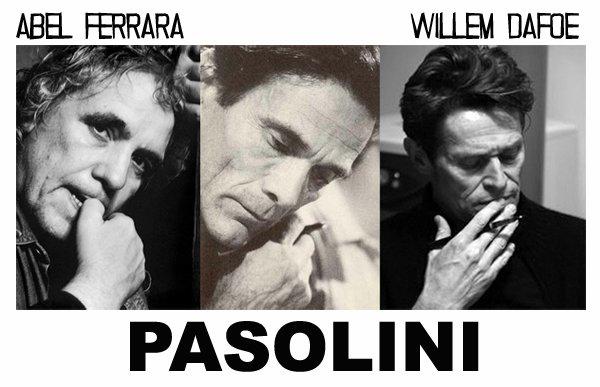 Ferrara'dan Pasolini Portresi